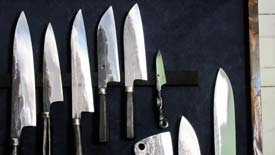 Handcrafted Forged Chef Knives