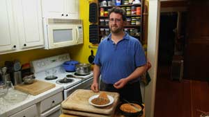Robert Wiley Prepares Black-Eyed Peas & Cornbread