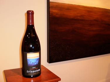trasaetum Winery,Vineyards, and Gallery