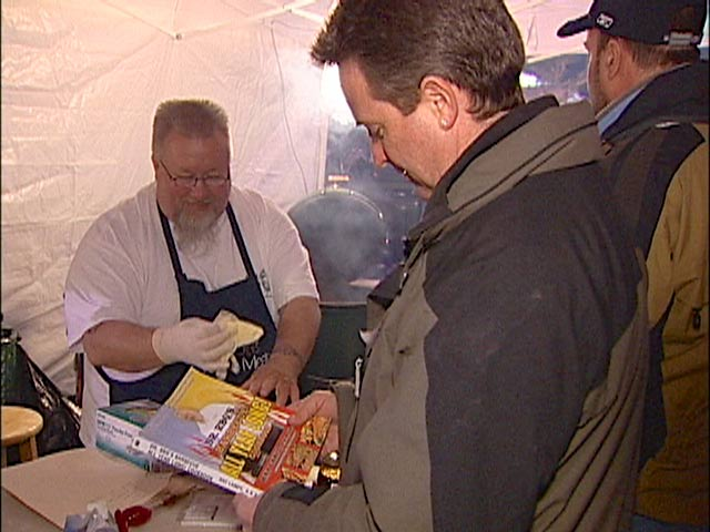 Living Life as DR BBQ- Selling His Books