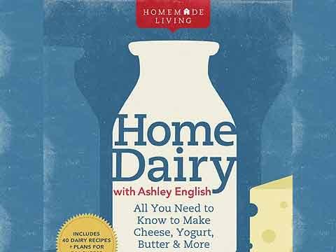 Homemade Living: Home Dairy Review