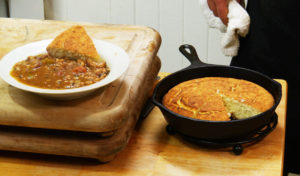How to Make Black-Eyed Peas & Cornbread